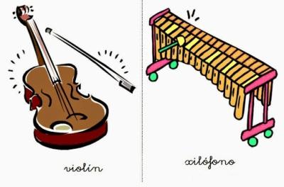 Tarjetas de Instrumentos