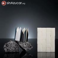 100g de carbón dulce contienen 96g de azúcar ¡24 terrones!