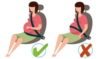 cinto embarazada